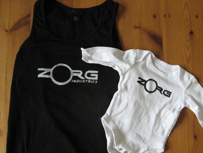 Zorg Industries(Das fünfte Element) im Partnerlook