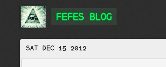 Fefe CSS